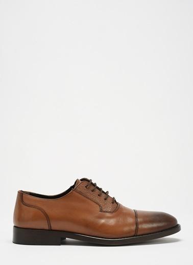 D by Divarese Klasik Deri Ayakkabı Taba